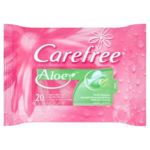 Carefree-Intim-törlőkendő-20-db-Aloe-Vera-2