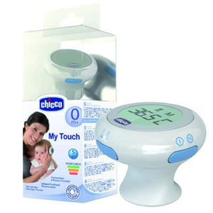 Chicco My Touch infrás halánték hőmérő 0 hó+ DOBOZ