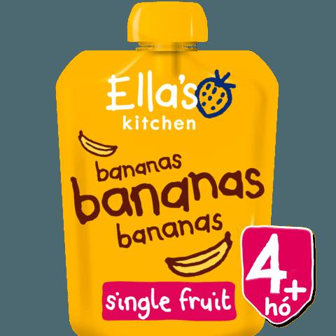 Ellas Kitchen Organikus banánpüré