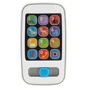 Fisher-Price Kacagj és Fejlődj tanuló okostelefon 6 hó+(CLM15)