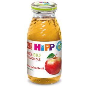 HiPP Bio Alma gyümölcslé C-vitaminnal 200 ml 4 hó+