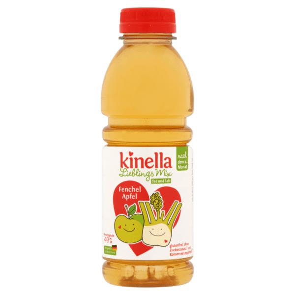 Kinella Édeskömény tea almalével 4 hó+ 500 ml