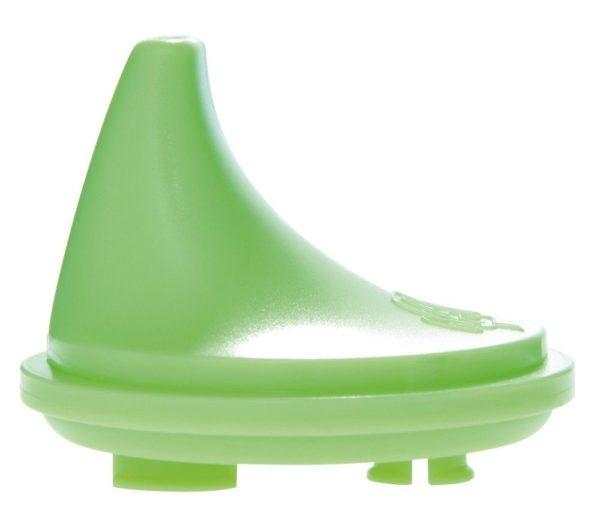 MAM Puha ivócsőr & szelep ivó és itatópoharakhoz 4 hó+ (zöld)