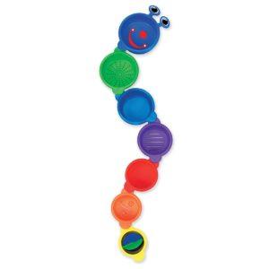MUNCHKIN006-Caterpillar-Spillers-Fürdős-építőjáték-9-hó1-2