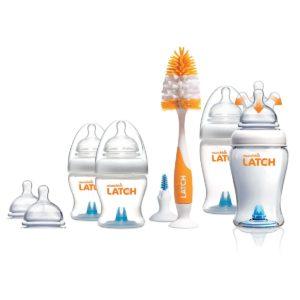 Munchkin LATCH™ Anti-colic újszülött cumisüveg kezdőkészlet