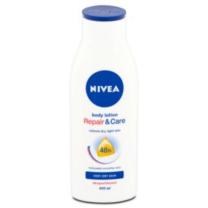 Nivea Repair & Care Regeneráló testápoló nagyon száraz bőrre 400 ml
