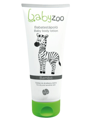 BabyZoo babatestápoló 200 ml