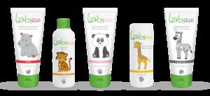BabyZoo 5 db-os babaápolási csomag