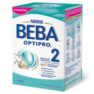 BEBA OptiPro 2 Tejalapú anyatej-kiegészítő tápszer 6-12 hó 600 g új