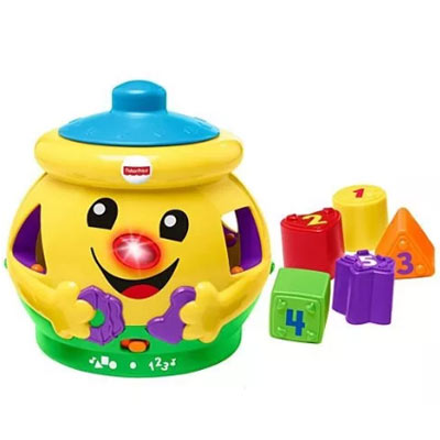 Fisher-Price Sütifaló kincsesbödön 6 hó+ (T5320)