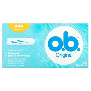 ob Original Normal tampon 32 db