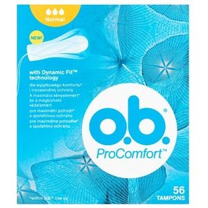 ob ProComfort Normal tampon 56 db