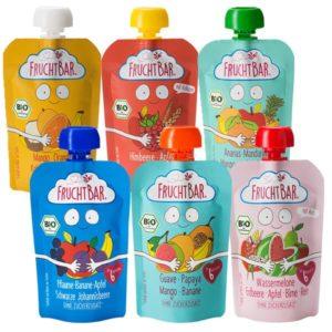 Fruchtbar Bio Gyümölcsös desszertek csomagajánlat