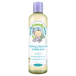 Earth Friendly Baby Organikus kamillás habfürdő 300 ml