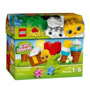 LEGO DUPLO Kreatív láda