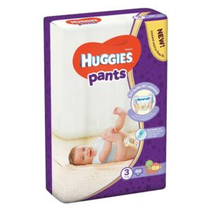 Huggies Pants Bugyipelenka 3 (6-11 kg) 44 db