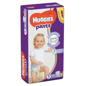 Huggies Pants Bugyipelenka 5 (11-16 kg) 34 db
