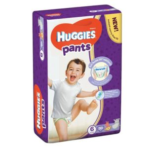 Huggies Pants Bugyipelenka 6 (15-25 kg) 30 db