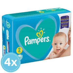 Pampers New Baby Nadrágpelenka 2-es méret (4-8 kg) 4x 43 db (172 db)
