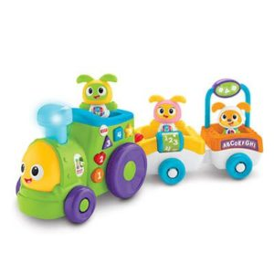 Fisher-Price Beatbo vonat 6 hó+ (FXJ21) _