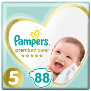 Pampers Premium Care 5-ös Nadrágpelenka (11-16 kg) 88 db - MegaBox ikon