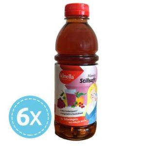 6x Kinella 100% gyümölcslé várandós és szoptatós anyáknak 700 ml