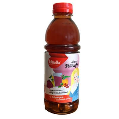Kinella 100% gyümölcslé várandós és szoptatós anyáknak 700 ml