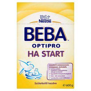 BEBA OPTIPRO HA Start Anyatej-helyettesítő tápszer 0 hó+ 600 g
