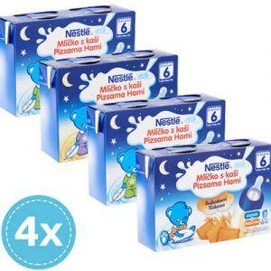 Nestlé Pizsama hami folyékony gabonás bébiétel 6 hó+ 4x100 g - Csomagajánlat (4x)