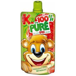Kubu Eper püré 100% gyümölcsből 100 g 4 hó+