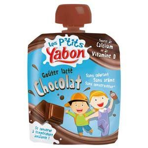Les Petit Yabon csokoládé krémdesszert 85g