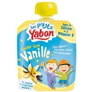 Les Petit Yabon vanília krémdesszert 85g