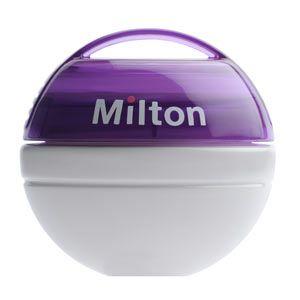 Milton Mini cumisterilizáló (lila)