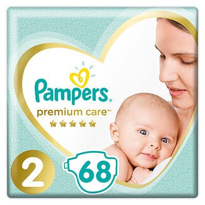 Pampers Premium Care 2 (4-8 kg) Nadrágpelenka 68 db