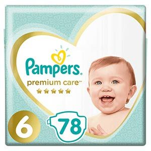 Pampers Premium Care 6-os Nadrágpelenka (16 kg+) 78 db - MegaBox