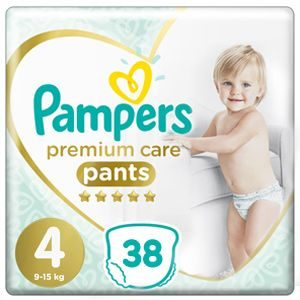 pampers premium care pants bugyipelenka 4 38 db ikon