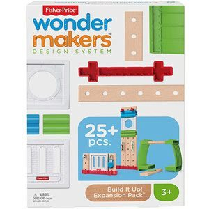 Fisher-Price Wonder makers építőkészlet
