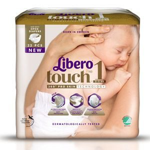 Libero Touch 1 nadragpelenka 22