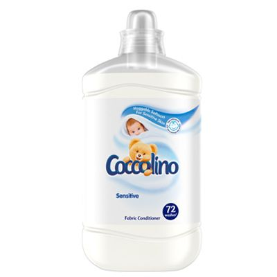 Coccolino Sensitive Öblítő 1800 ml (72 mosás)