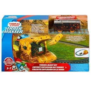 Fisher-Price Thomas banyaomlas palyaszett
