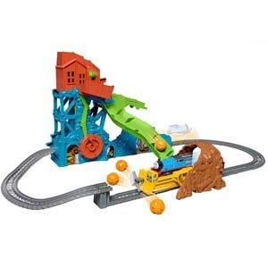 Fisher-Price Thomas barlangomlas palyaszett GDV43