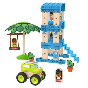 Fisher-Price Wonder Makers uticelok szett