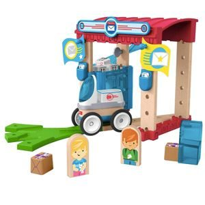 Fisher-Price Wonder Makers uticelok szett csomagolo