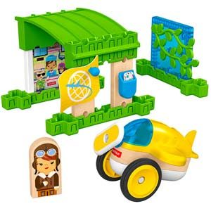 Fisher-Price Wonder makers hangar kis szett