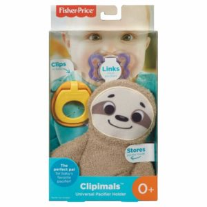 Fisher-Price Clipimals pluss cumitarto 0 ho GNP46 lajhar