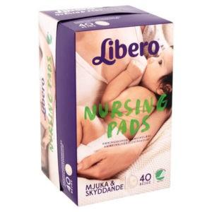 Libero Testszínű melltartóbetét 40 db