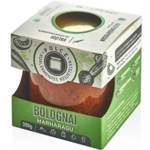 Polcz Bolognai marharagu adalékmentes készétel 350 g