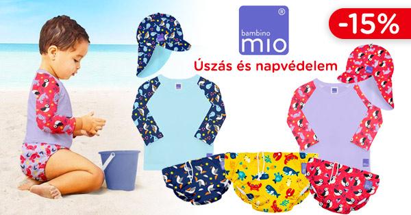 Bambino Mio úszópelenkák