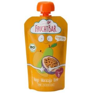 Fruchtbar Bio Tango mangóval körtével és maracujával