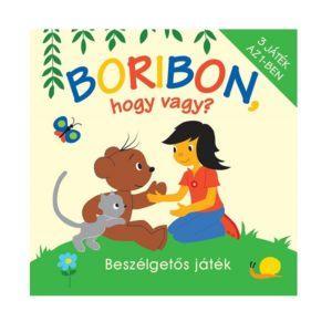 Marék Veronika - Boribon, hogy vagy?